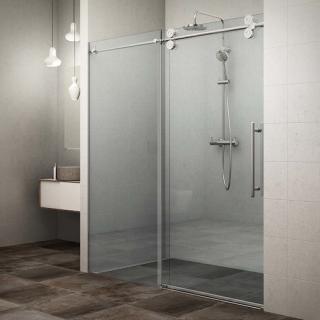 Sprchové dveře 130x200 cm Roth Kinedoor Line chrom lesklý 970-1300000-00-02 Brillant