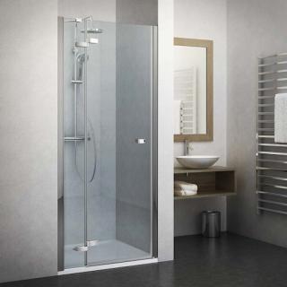 Sprchové dveře 130x201,7 cm levá Roth Elegant Line chrom lesklý 134-130000L-00-02 Brillant