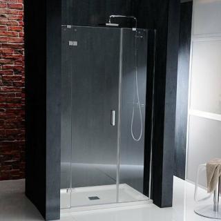 Sprchové dveře 160x200 cm Polysan VITRA chrom lesklý BN4315L
