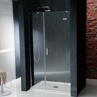Sprchové dveře 160x200 cm Polysan VITRA chrom lesklý BN4315R