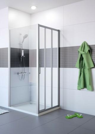 Sprchové dveře 80x200 cm Huppe Classics 2 chrom lesklý C20510.069.322 chrom chrom