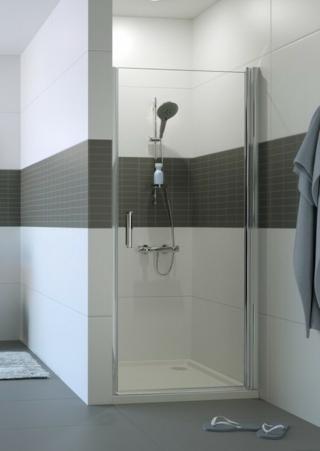 Sprchové dveře 80x200 cm Huppe Classics 2 chrom lesklý C23510.069.322 chrom chrom