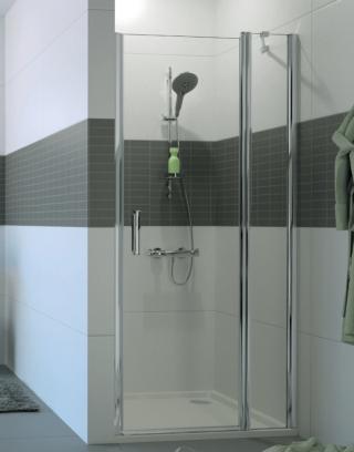 Sprchové dveře 88x200 cm Huppe Classics 2 chrom lesklý C23211.069.322 chrom chrom