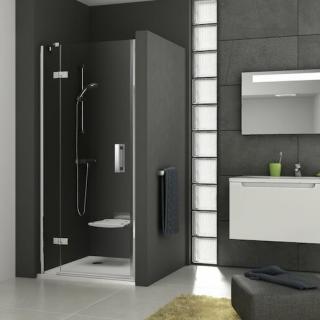 Sprchové dveře 90x190 cm levá Ravak Smartline chrom lesklý 0SL7BA00Z1