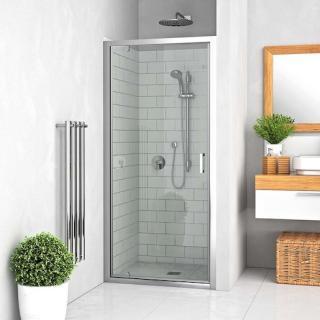 Sprchové dveře 90x190 cm Roth Lega Line chrom lesklý 551-9000000-00-02 Brillant