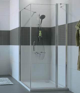 Sprchové dveře 90x200 cm Huppe Classics 2 chrom lesklý C23105.069.322 chrom chrom