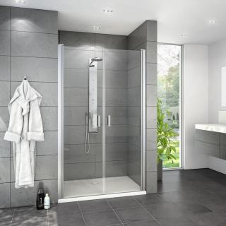 Sprchové dveře do niky 80x195 cm Roth Limaya Line chrom lesklý 1135008220