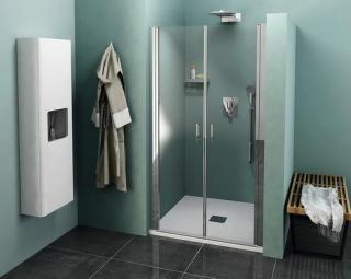 Sprchové dveře Polysan Zoom chrom lesklý ZL1712
