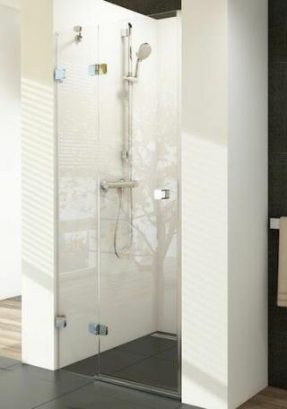 Sprchové dveře Ravak BSD2-100 A-L chrom transparent 0ULAAA00Z1