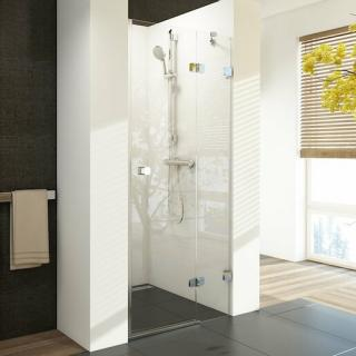 Sprchové dveře Ravak BSD2-100 A-R chrom  transparent 0UPAAA00Z1