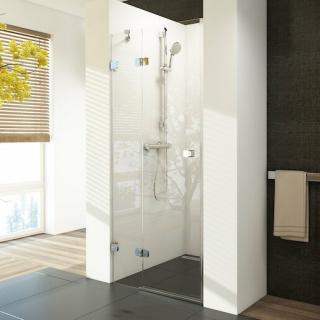 Sprchové dveře Ravak BSD2-90 A-L chrom transparent 0UL7AA00Z1