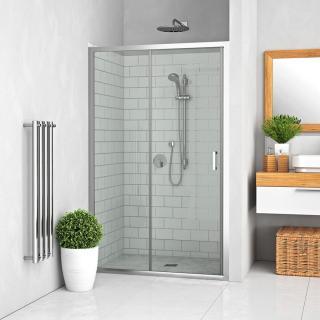 Sprchové dveře Walk-In / dveře 150 cm Roth Lega Line 556-1500000-00-02