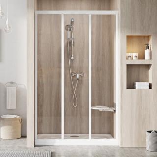 Sprchové dveře Walk-In / dveře 80 cm Ravak Supernova 00V401R2Z1 Bílá