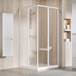 Sprchové dveře Walk-In / dveře 80 cm Ravak Supernova 14V401O2ZG Bílá