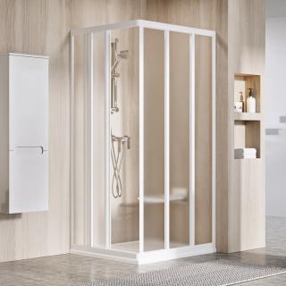 Sprchové dveře Walk-In / dveře 80 cm Ravak Supernova 15V401R2ZG Bílá