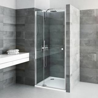 Sprchové dveře Walk-In / dveře 90 cm Roth Elegant Neo Line BI PF2 09020 VPE