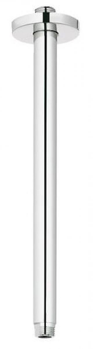 Sprchové rameno Grohe Rainshower kulatý chrom G28497000 chrom chrom