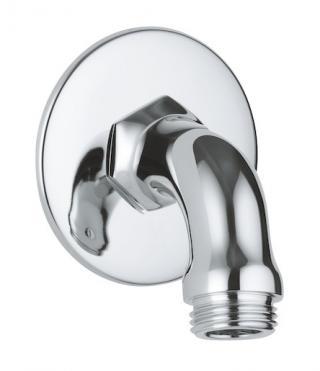 Sprchové rameno Grohe Relexa neutral chrom 28429000 chrom chrom