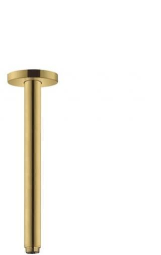 Sprchové rameno Hansgrohe strop leštěný vzhled zlata 27389990 ostatní leštěný vzhled zlata