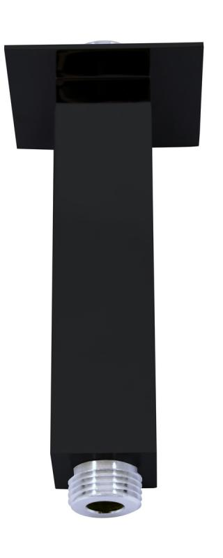 Sprchové rameno RAV SLEZÁK strop černá matná MD0372CMAT černá černá matná