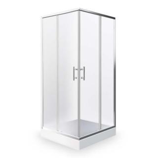 Sprchový kout čtverec 90 cm Roth Roth Orlando Neo N0655 bílá