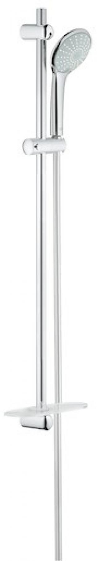 Sprchový set Grohe Euphoria s poličkou chrom 27225001 chrom chrom