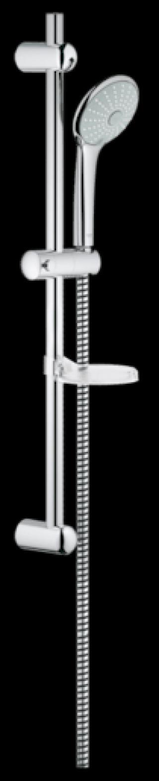 Sprchový set Grohe Euphoria s poličkou chrom 27231001 chrom chrom