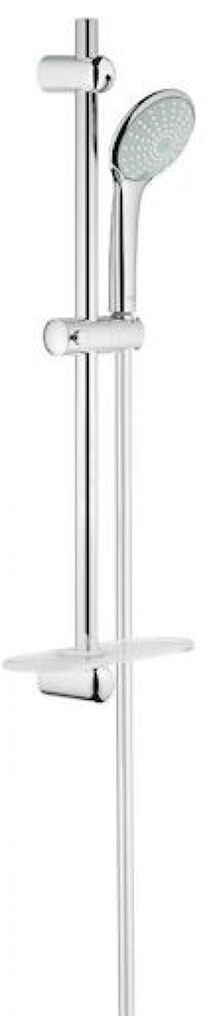 Sprchový set Grohe Euphoria s poličkou chrom 27242001 chrom chrom