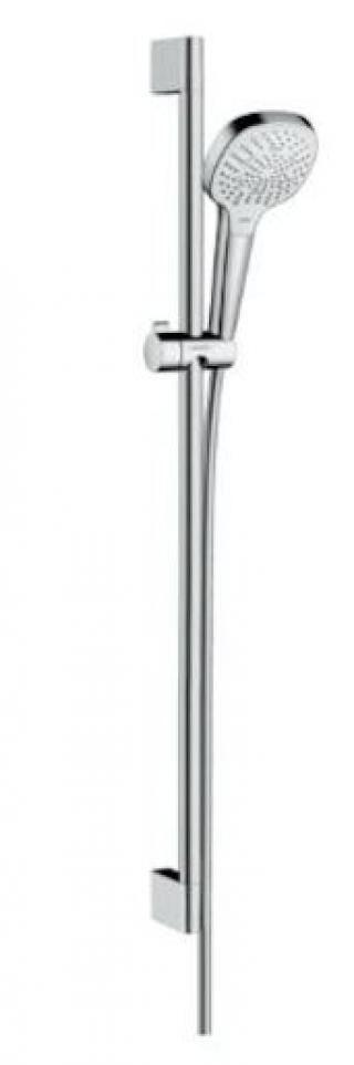 Sprchový set Hansgrohe Croma Select E bílá/chrom 26591400 chrom bílá