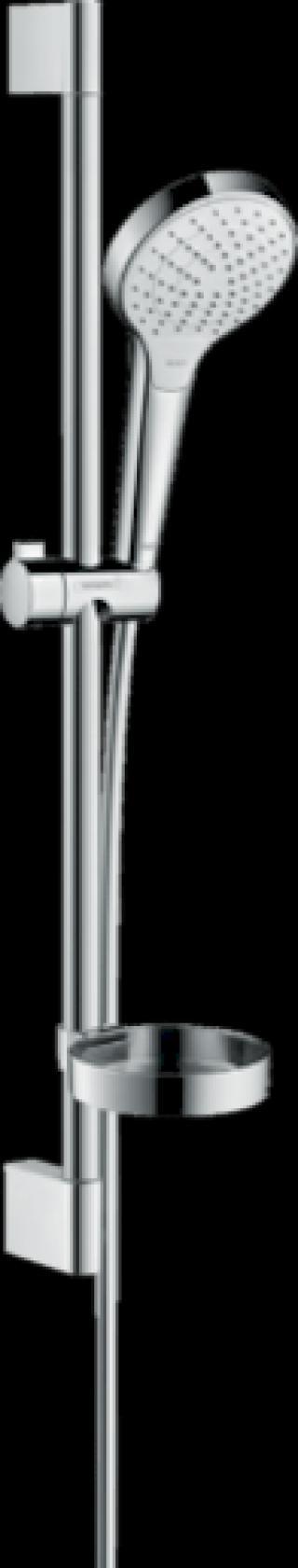 Sprchový set Hansgrohe Croma Select S bílá/chrom 26566400 chrom bílá