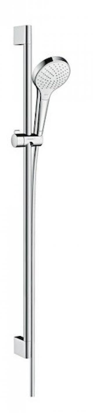 Sprchový set Hansgrohe Croma Select S bílá/chrom 26572400 chrom bílá