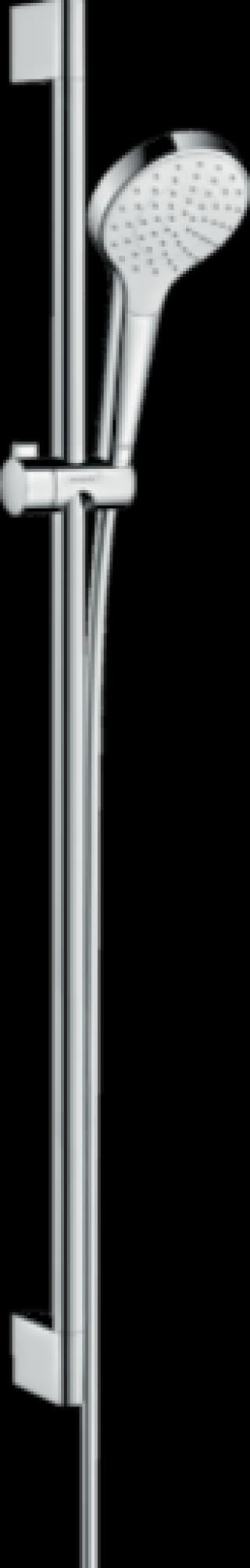Sprchový set Hansgrohe Croma Select S bílá/chrom 26574400 chrom bílá