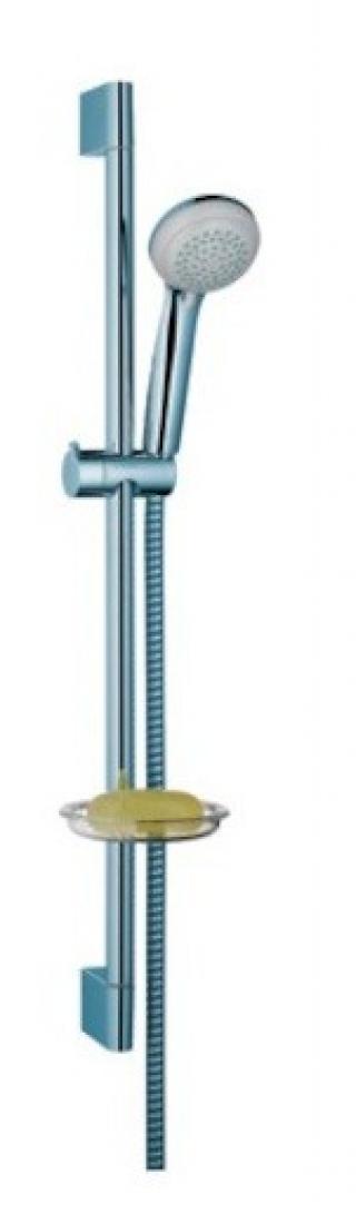 Sprchový set Hansgrohe Crometta 85 s mýdlenkou chrom 27764000 chrom chrom