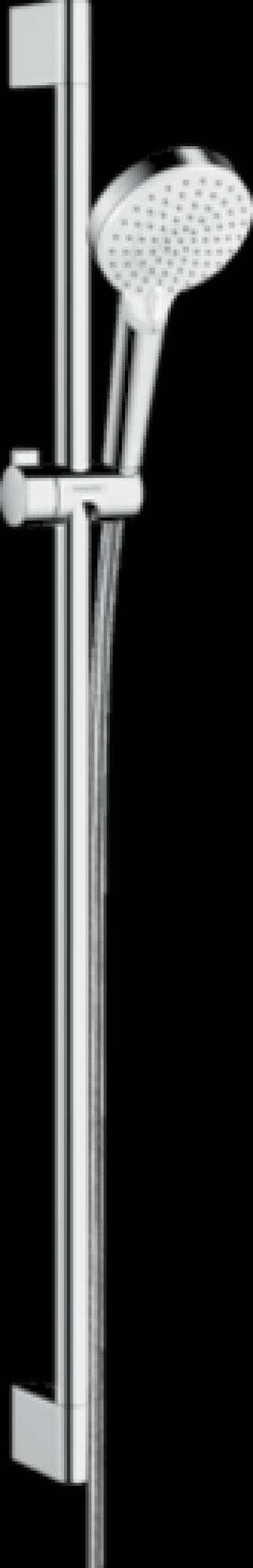 Sprchový set Hansgrohe Crometta bílá/chrom 26538400 chrom bílá