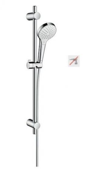 Sprchový set Hansgrohe My Select bílá/chrom 26710400 chrom bílá