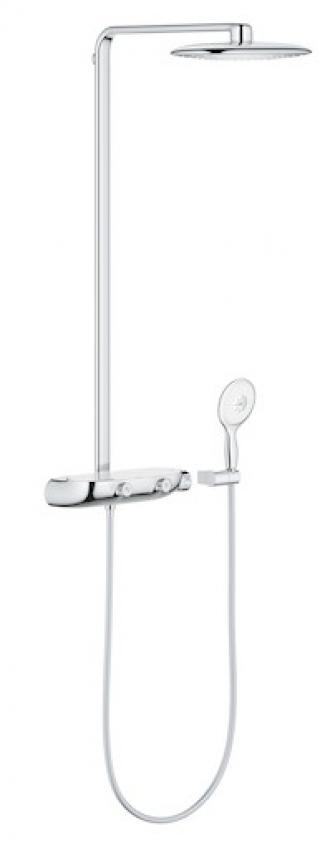Sprchový systém Grohe Rainshower SmartControl s termostatickou baterií chrom 26361000 chrom chrom