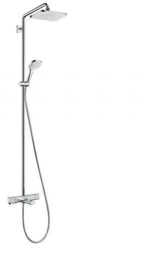 Sprchový systém Hansgrohe Croma včetně baterie chrom 27687000 chrom chrom