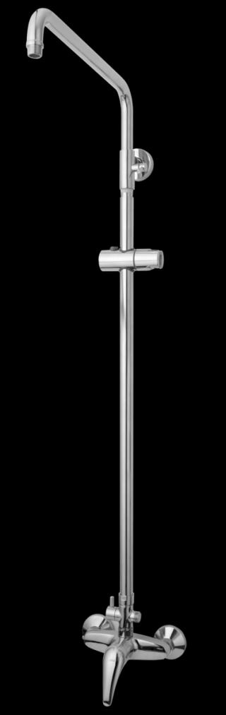 Sprchový systém Jika Lyra plus bez příslušenství chrom H3352770040001 chrom chrom