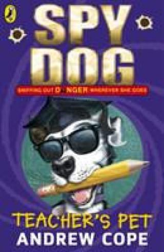 Spy Dog Teachers Pet - Cope Andrew