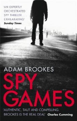 Spy Games - Brookes Adam