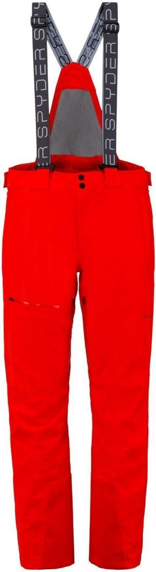 Spyder Dare Gore-Tex Pánské Lyžařské Kalhoty Volcano L pánské Red L