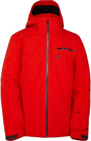 Spyder Tripoint GTX Mens Ski Jacket Volcano XL pánské Red XL