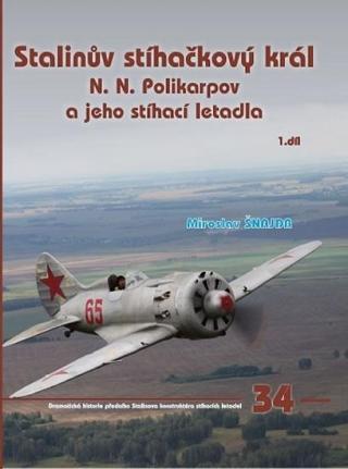 Stalinův stíhačkový krá N.N.Polikarpov a jeho stíhací letadla 1.díl
