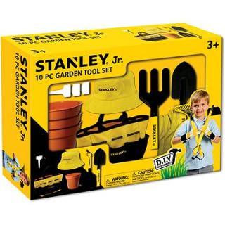 Stanley Jr. SG004-10-SY Zahradní sada, 10-dílná.
