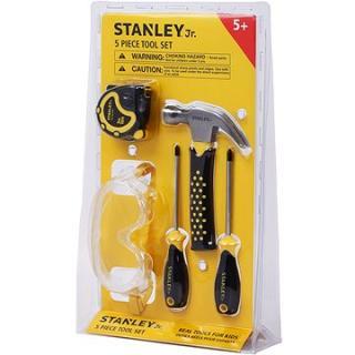 Stanley Jr. ST004-05-SY, dětské nářadí, 5 ks, žluto-černé