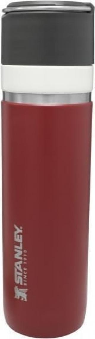 Stanley The Ceramivac GO Bottle 0,70L Cranberry Red