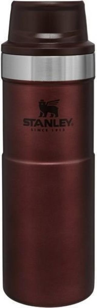 Stanley The Trigger-Action Travel Mug 0,47L Wine Bordeaux