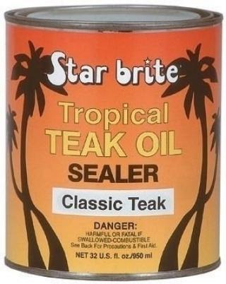 Star Brite Tropical Teak Oil 950ml