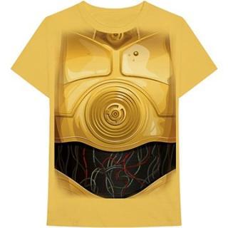 Star Wars - C-3PO - tričko