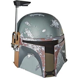 Star Wars sběratelská interaktivní helma Boba Fett
